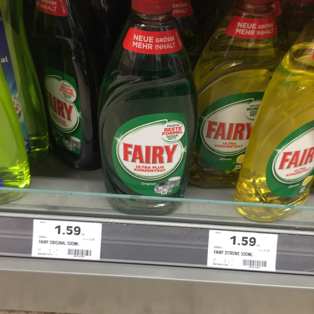I thought the Green Fairy was absinthe
