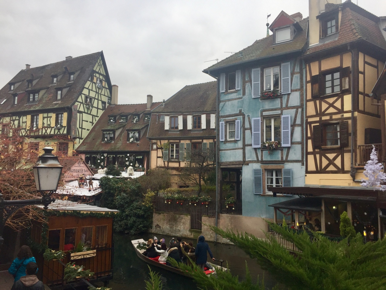 Colmar and Riquewihr